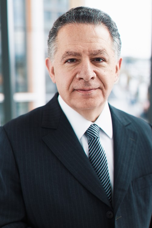 Amer Hammour Executive Chairman at Madison Marquette